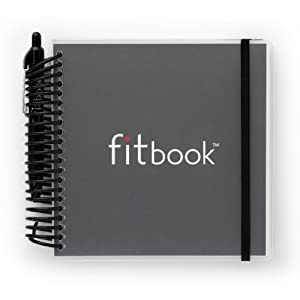 Fitlosophy Fitbook: Fitness Journal and Planner for Workouts, Weight Loss and Exercise