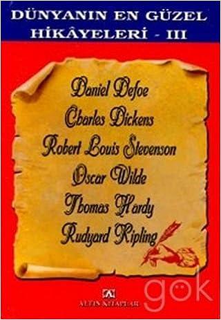 Dünyanin En Güzel Hikayeleri 3 Oscar Wilde 9789754059892 Amazon