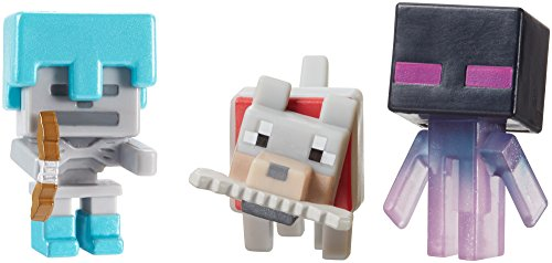 Mattel DPY68 Minecraft Mini Figure Pack