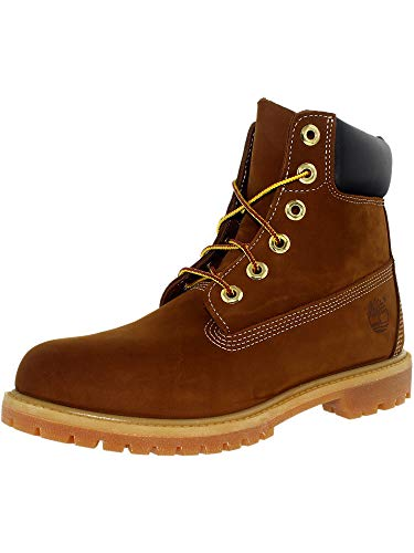 Timberland Womens 6 Inch Premium Boot Leather High-Top