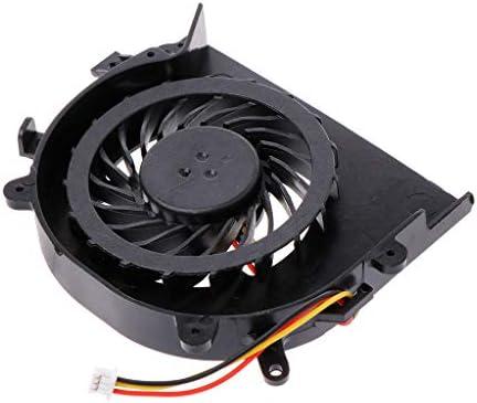 BASSK OEM Ventilador de refrigeración Laptop CPU Cooler Radiador 3 ...