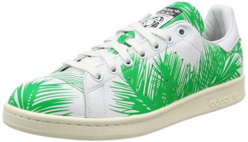 Adidas Originals Stan Smith Mens Sneakers BBC Palm Pharrell Williams Edition Multicolored