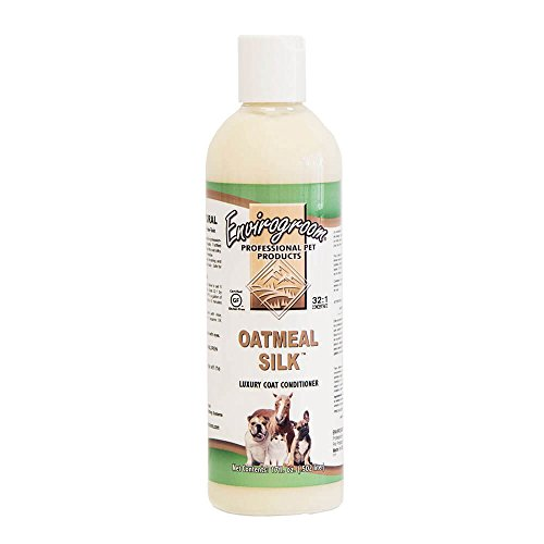 Image of Envirogroom Oatmeal Silk Conditioner 17oz.