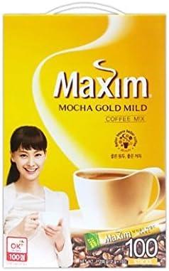 Maximモカゴールドコーヒー100本お得2個セット(計200本)