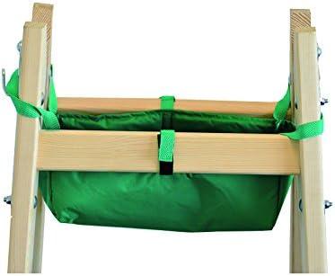 Escalera de bolsillo - 25 cm x 9 cm para de madera de la escalera de pintor escalera de caballete escalera - Universal - / x-Tools DEWEPRO: Amazon.es: Bricolaje y herramientas