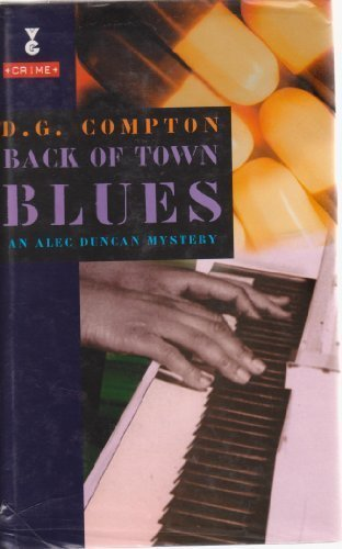book cover of Back of Town Blues