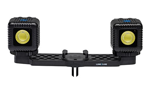 Lume Cube - Mounting Bar for GoPro/Action Cameras (Black - Mounting Bar) by LUME CUBE (Image #2)
