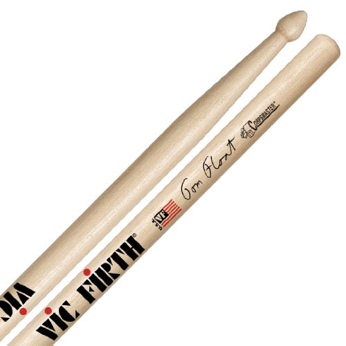 Vic Firth Corpsmaster® Signature Snare -- Tom (Signature Snare Stick)