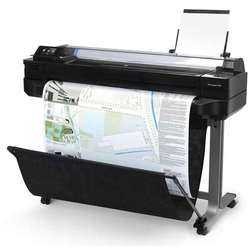HP T520 Design Jet Wireless 24-in E-Printer (Best Printer For Graphic Design)
