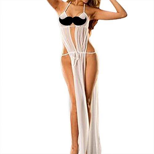 Sexy Sleepwear Womens Chemise Nightgown Lace Babydoll Nightdress Sleep Cami Dress