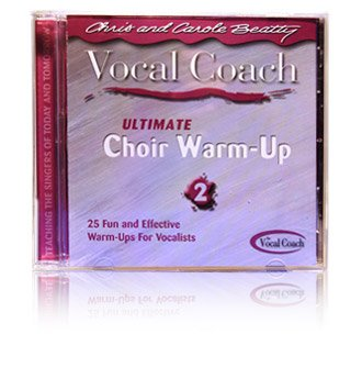 Price comparison product image Vocal Coach: Ultimate Choir Warm Up 2
