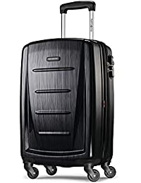 Winfield 2 Hardside Expandable Luggage with Spinner Wheels, Brushed Anthracite