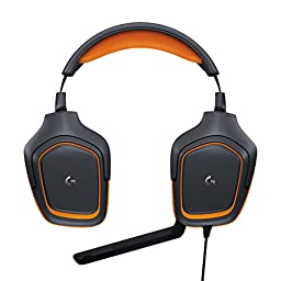 Logitech G231 Prodigy Stereo Gaming Headset with Microphone for PC, Playstation 4, Xbox ONE, Nintendo Switch, VR, Android and iOS