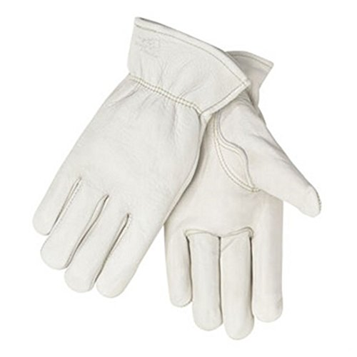 Black Stallion 91 Premium Grain Cowhide Driving Gloves, ()