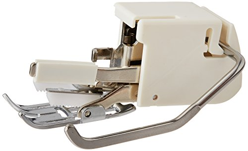 Find Bargain Janome Even Feed Foot with Quilting Guide Horizontal Rotary Hook Models
