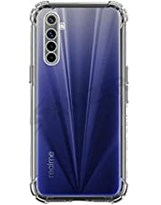 Back Defender Case Anti-Shock For OPPO Realme 6 - Clear