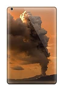 (DNyvOnz9041NnxxV)durable Protection Case Cover For Ipad Mini/mini 2(volcano)