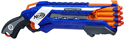 NERF N-Strike Elite Rough Cut 2X4 Blaster Value Pack