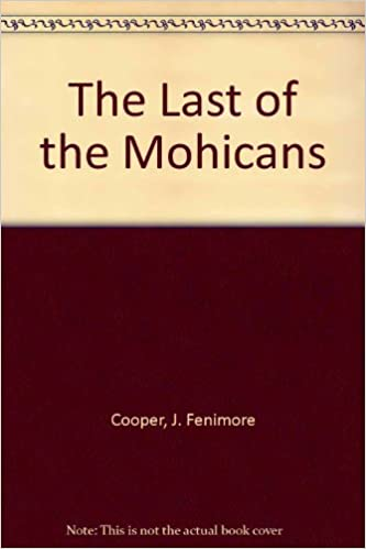 Amazon.com: The Last of the Mohicans: William Charvat: Books