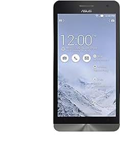 "Asus ZenFone6 - Smartphone libre Android (pantalla 6"", cámara 13 Mp, 2 GHz, 2 GB RAM), blanco (importado)"