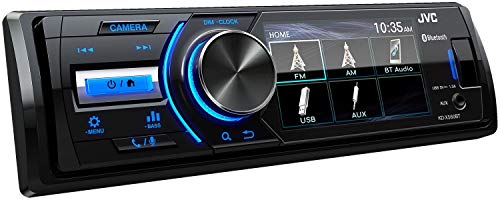 JVC - KD-X560BT - Digital Media Marine Bluetooth Receiver iPhone/Android/USB/AUX