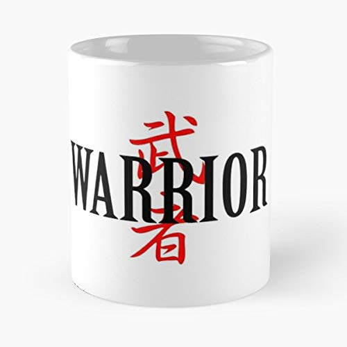 Asian Character Chinese Comedy Funny Floral Coffee Mugs Gifts -