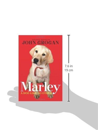 Marley a dog like no other john grogan 9780061240355 amazon marley a dog like no other john grogan 9780061240355 amazon books fandeluxe Image collections