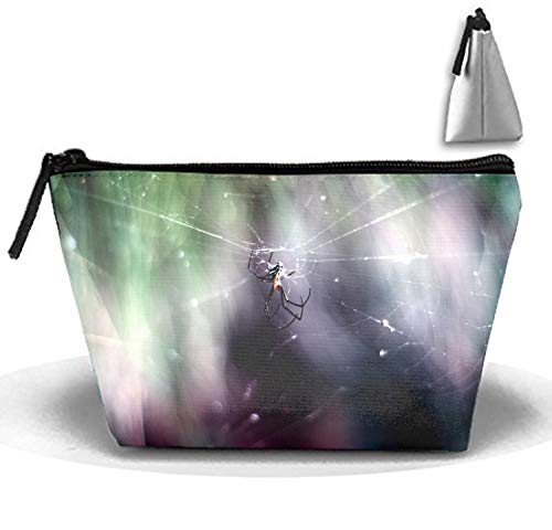 Hanging Storage Bag Animal Black Widow Cosmetic Bag