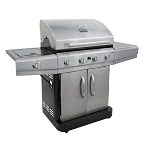 Char Broil Classic C 46g5cb Gas Grill Garden