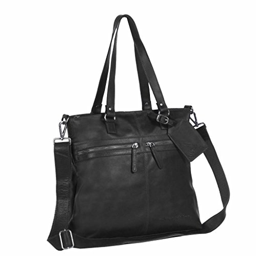 The Chesterfield Brand Cleo Shopper Bolso Totes Piel 35 Cm Compartimento Laptop