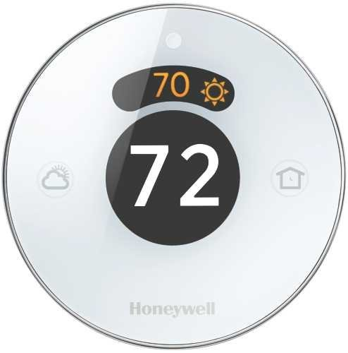 Honeywell Lyric Thermostat, Wi-Fi, Contractor Version, Works with Alexa