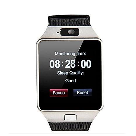 Amazon.com: Best Shopper - Bluetooth Smart Watch DZ09 ...