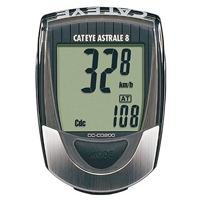 CatEye CC CD200 Astrale 8 Function Bicycle Computer