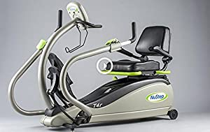 T4r Recumbent Cross Trainer By Nustep Everything Else