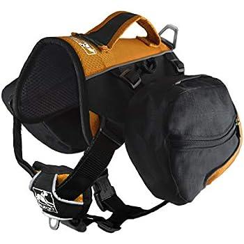 Amazon Com Kurgo Big Baxter Dog Backpack Dog Saddlebag