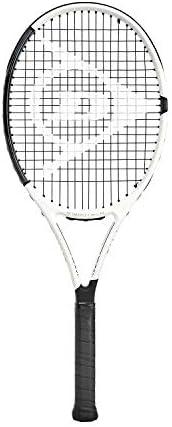 Dunlop Sports PRO 265 Pre-Strung Tennis Racket, 1/4 Grip