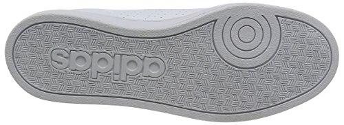 White Collegiate Hombre Footwear Exterior para Advantage Footwear de Zapatillas Navy Blanco Deporte Cl 0 Vs White adidas BHTRSS