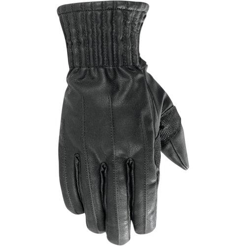 Alpinestars Stella Munich Drystar Women's Waterproof On-Road Racing Motorcycle Gloves - Black / Large