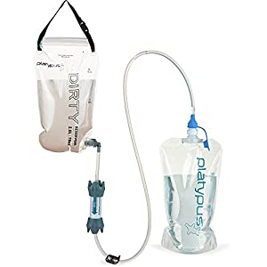 Platypus GravityWorks 2.0L Water Filter System – Complete Kit
