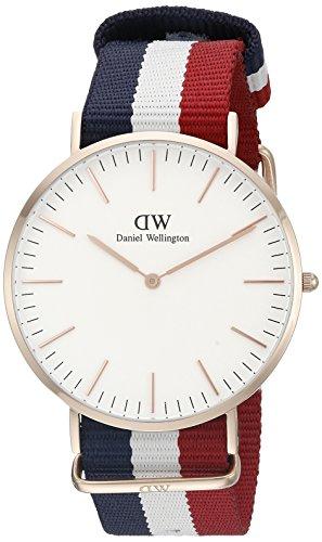daniel wellington men 39 s quartz watch classic cambridge. Black Bedroom Furniture Sets. Home Design Ideas