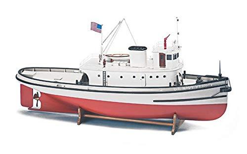 (Billing Boats B708 1:50 Hoga Pearl Harbor Tugboat, Multi)
