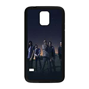 Samsung Galaxy S5 Cell Phone Case Black hc88 linkin park space music stars celebrity Cnmzd