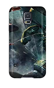 Vicky C. Parker's Shop Tpu Shockproof/dirt-proof The Amazing Spider-man 42 Cover Case For Galaxy(s5) 6121551K21429473