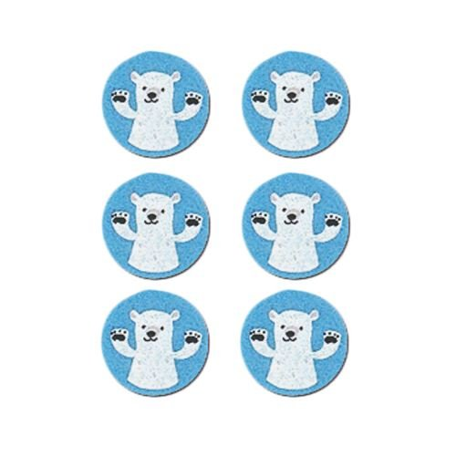 polar bear patch - 6