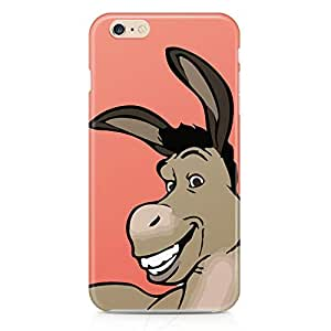 Loud Universe Shrek Friend Donkey iPhone 6 Plus Case Pink Donkey Cute iPhone 6 Plus Cover with 3d Wrap around Edges
