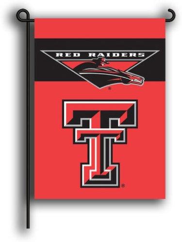 Texas Tech Red Raiders 027 GARDEN Window Outdoor Flag Banner University of