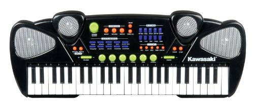 Kidztoyz Kawasaki 49-Key Musical Keyboard