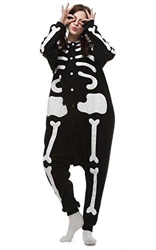 Black Skull Pattern - 7