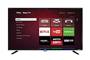 TCL 32S3800 32-Inch 720p Roku Smart LED TV (Certified Refurbished)