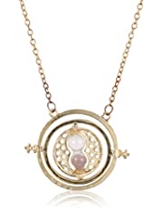 Hermione Grainer's Time Turner necklace in Harry Potter